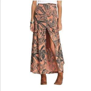 Free People Maxi Skirt!